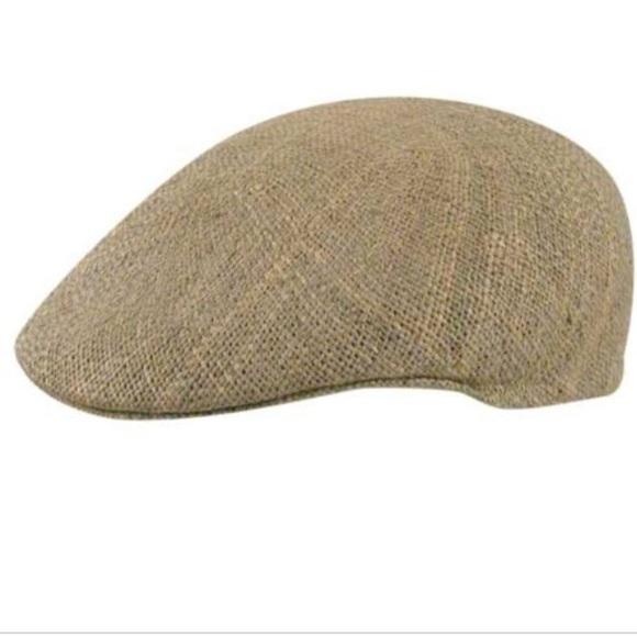 Country Gentlemen Other - Country Gentlemen Linenweave Cuffley Hat fb6e1d4b2a57